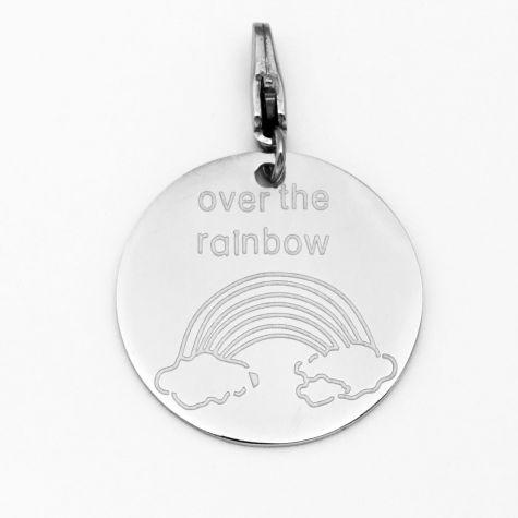 "Ciondolo ""Over the rainbow"""