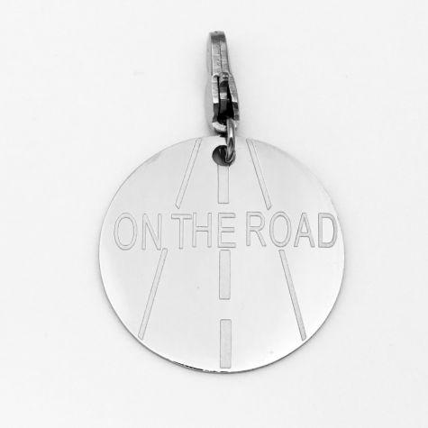 """Ciondolo """"On the road"""""""