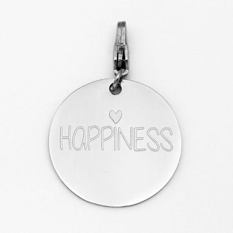 "Ciondolo ""Happiness"""