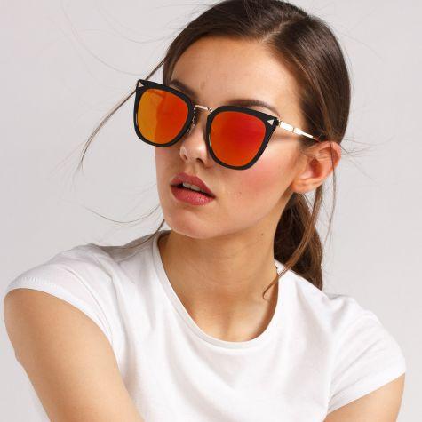 Occhiale vogue lente specchiata