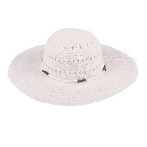 Cappello lavorazione uncinetto