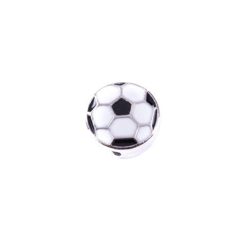 Ciondolo pallone smaltato