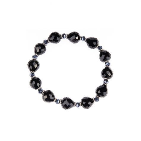 Bracciale dark glass
