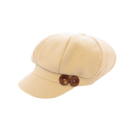 Cappello baker millerighe