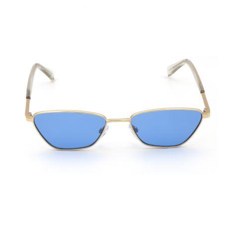 Occhiale da sole matrix azzurro