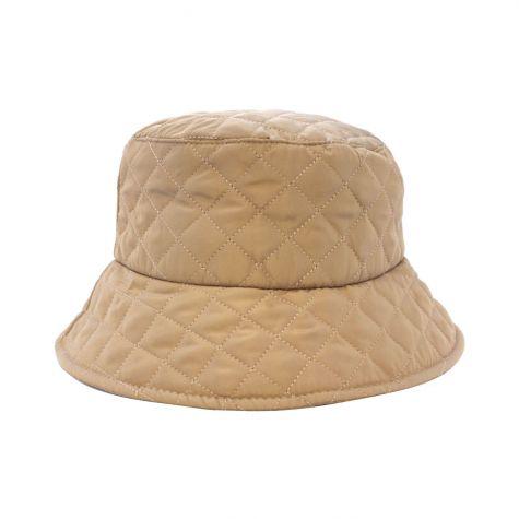 Cappello bucket trapuntato antipioggia