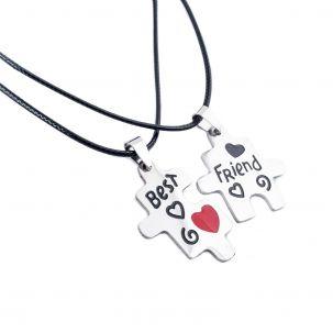 Collane puzzle amicizia - best friend